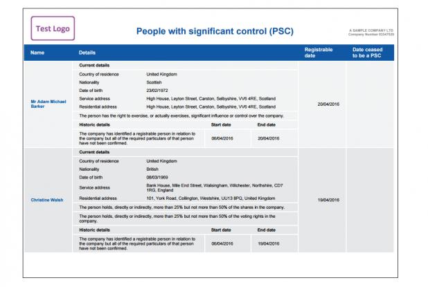PSC Register 2