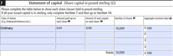 Share split how a company can subdivide shares – Uk Share Certificate Template