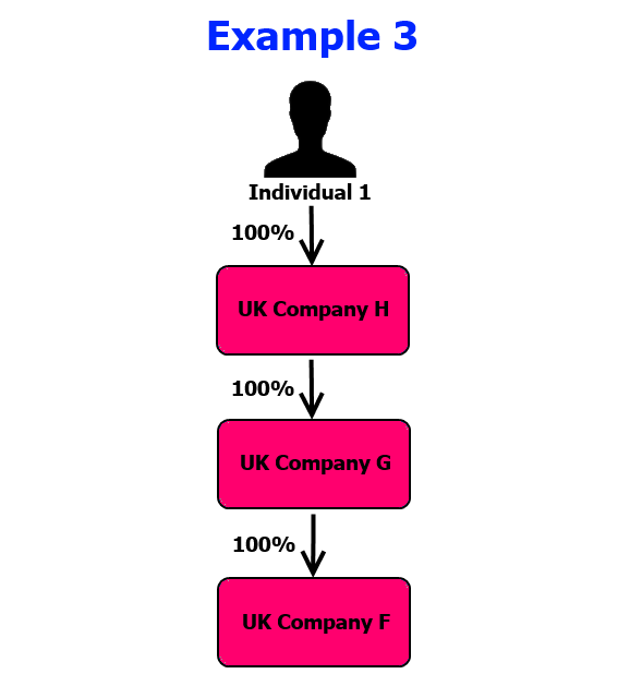 Relevant legal entity example 3