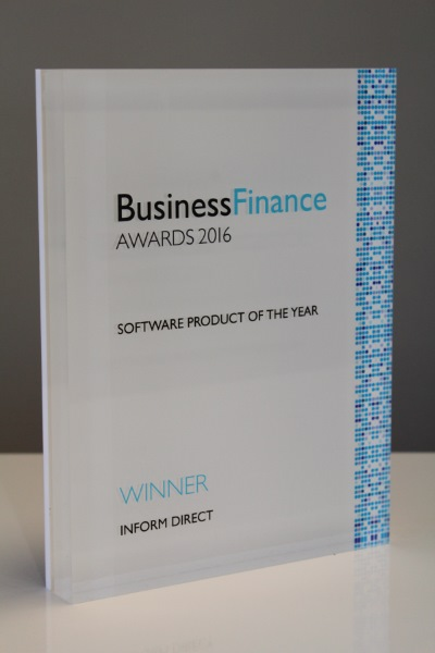 Software Product of the Year 2016
