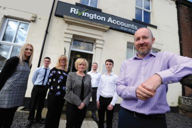 Rivington Accounts