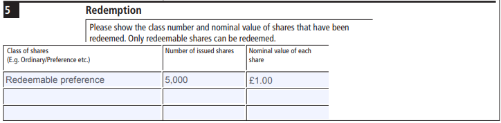 Redemption of shares - redeemable shares and how to redeem them