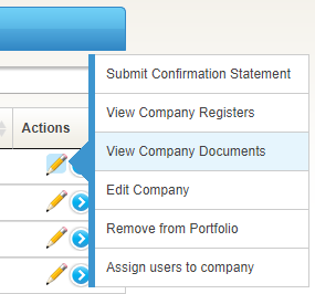 View company documents